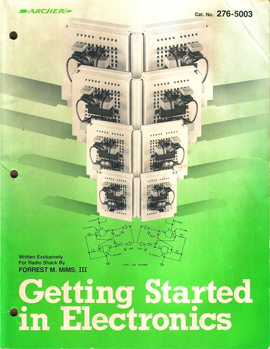 Getting Started in Electrionics, by Forrest M. Mims, III