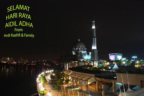 Selamat hari Raya Haji! by ardikashfi.