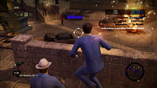 Godfather II multiplayer