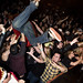 Jason Biggs crowd surfing