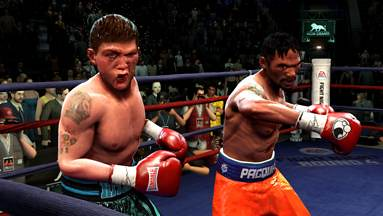Pacquiao Hatton