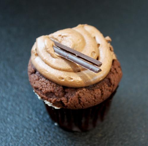 Chilli Chocolate Cupcake