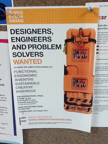 Designers, Engineers and Problem Solvers Wanted