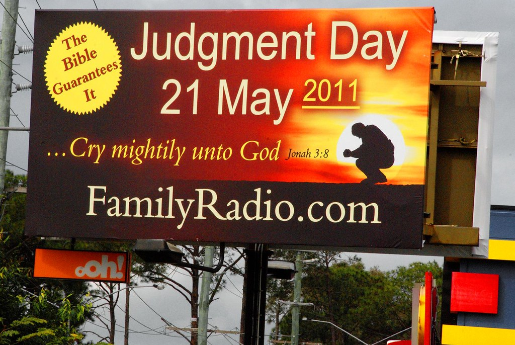 Judgement on 21 May 2011