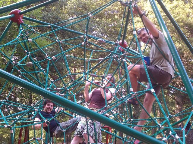 Awesome Jungle Gym