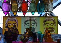 Buddhas (tmvissers) Tags: statue buddha rom royalontariomuseum giftshop bloorstreet