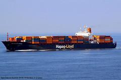 New Orleans Express (andreasspoerri) Tags: nordsee grossbritannien containerschiff neworleansexpress choyangpark cpcampeche daewoogeoje imo8714229 tmmcampeche