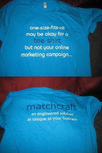 MatchCraft Shirt