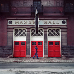 Massey Hall (jonathan ponce) Tags: toronto 120 tlr film mediumformat print expired popular twinlensreflex bhm featured myflickr 160nc 500x500 kodakportra160nc teampilipinas jonathanponce minoltaautocordtlr pgexhibit garbongbisaya copyrightjonathanponce
