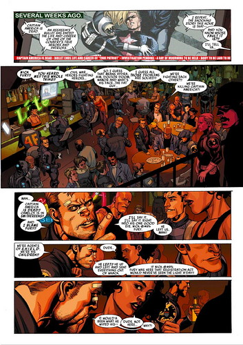 Secret Invasion Prologue pagina 1