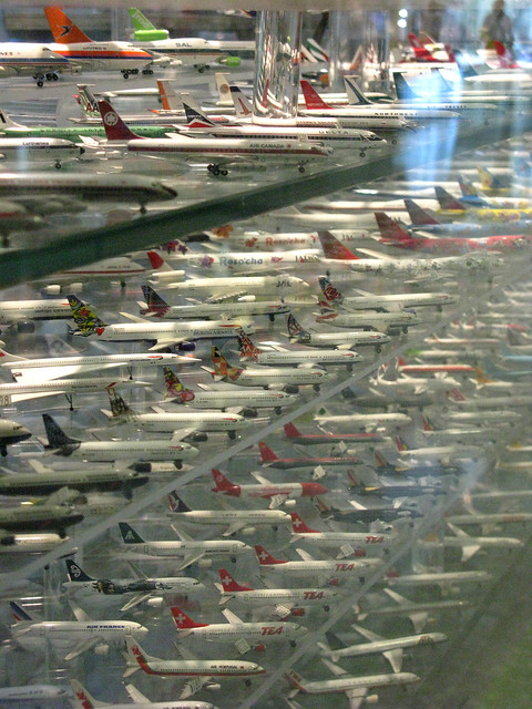 Airbus model shop, Hong Kong | Flickr - Photo Sharing!