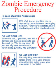 Zombie Emergency Procedure (Nikko Myers) Tags: funny zombie nikko emergency nam myers procedure fgr