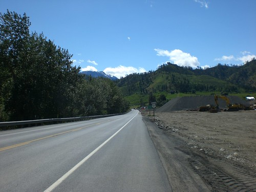 Between Leavenworth and Blewett Pass