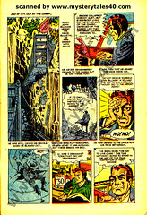 March has 32 days (page 3) scan from Mystery Tales 40