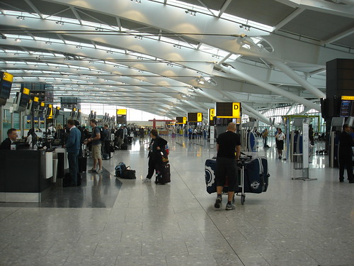 Heathrow Terminal 5