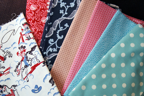 new fabric order