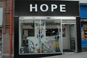 Hope for blog