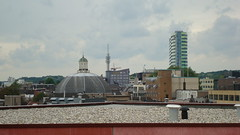 Arnhem uitzicht dak V&D (crazy_martijn) Tags: arnhem uitzicht dak vd