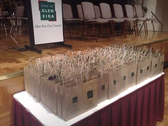 Gift Bags for All.
