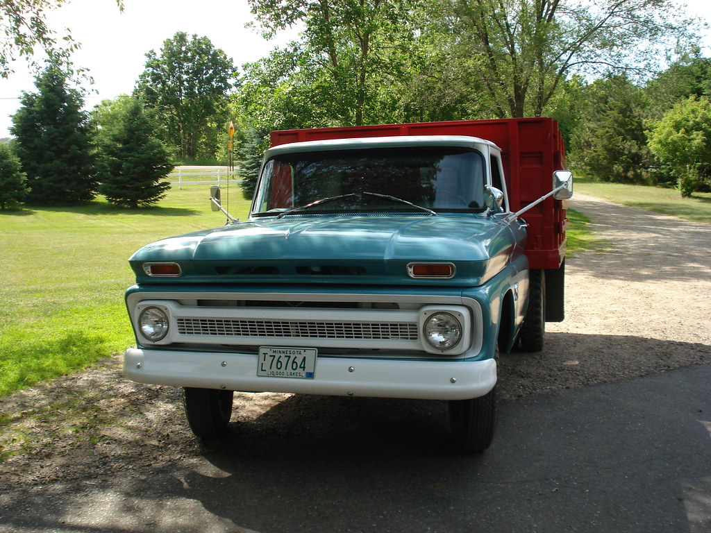 All Chevy 1965 chevy c30 : The World's Best Photos of c30 and farm - Flickr Hive Mind