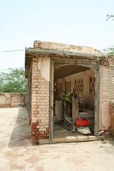 Derawer Fort Masjid (Mosque)  23 (abdulrehmancapricorn) Tags: punjab cholistan bahawalpur derawarfort derawar nawabsadiq bahawalpurstate