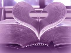 The Word (ccurtiz) Tags: macro heart holybible chicoca canonpowershotsd950is