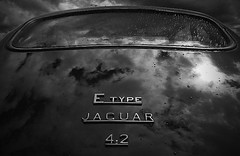 Jaguar E-Type reflection (Formidable Photography) Tags: uk england liverpool photography photos liverpool08 formidablephotography spekeairfaircapitalofculture
