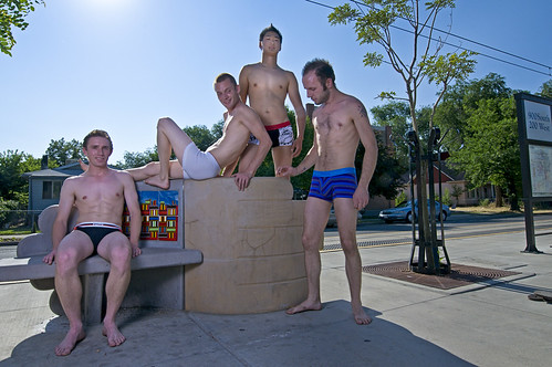 Q Salt Lake Speedo/Underwear Photos