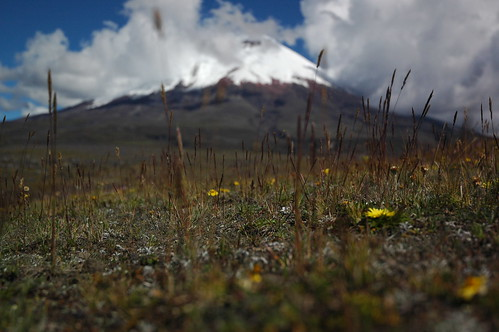 The first time I saw Cotopaxi in 2008.