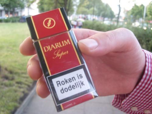 nelken-thank you for smoking
