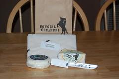 Cowgirl Creamery sampler pack