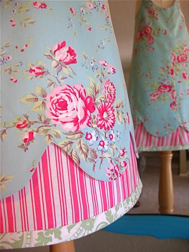 Ava Rose Scalloped Dress 2