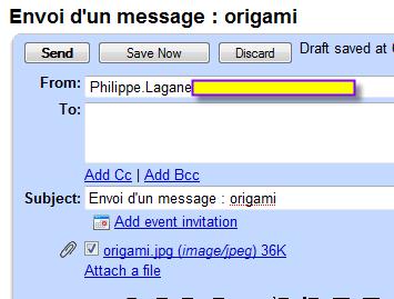 gattach gmail