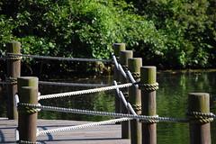 Dock (ArcherVision) Tags: park summer ma nikon newengland july springfield forestpark urbanpark d40 nikond40 archervision