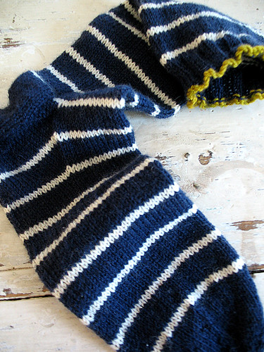 nautical sock
