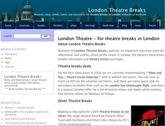 London Theatre Breaks