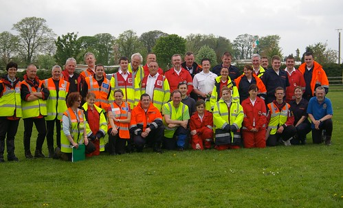South Tipp Voluntary Emergency Services Activity May 2008