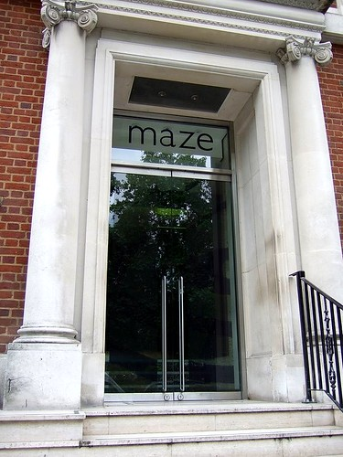 Maze Grill exterior