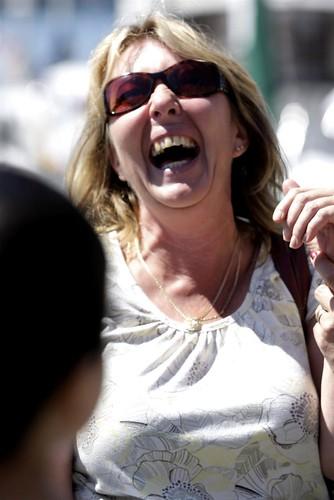 Laughter at BC 150