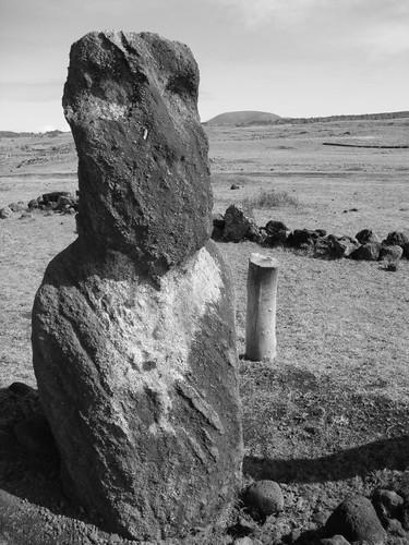 Hanga Te'e, Rapa Nui.