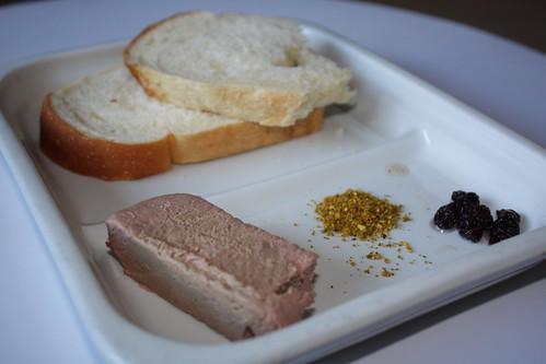 Lunch : Foie Gras