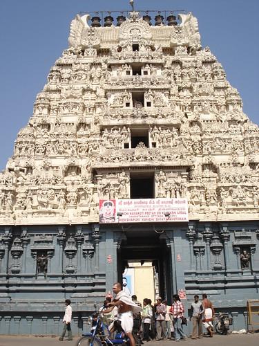 Templo tamil por Ejommi.