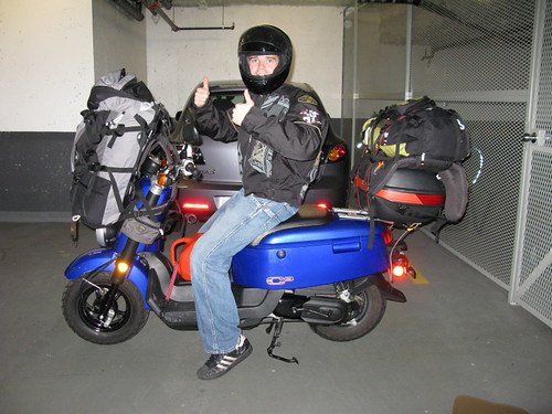 Yamaha c3   why not popular? | Adventure Rider