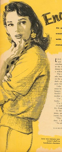 Enclosed Find Love 2 - Maxine McCaffrey - 1957 (by senses working overtime)