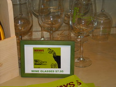 Sideways Glasses