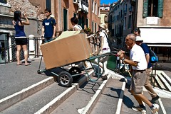 Moving Stuff, Venice