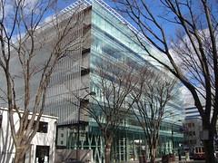 DSC02727 (24cut) Tags: architecture ito sendai 建築 toyo mediatheque 伊東豊雄 せんだいメディアテーク