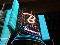 Binions in old vegas