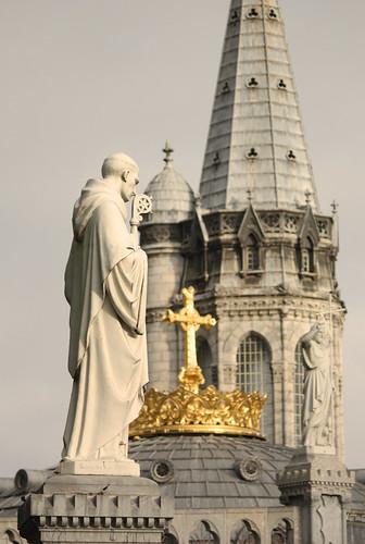 Saint Bernard de Clairvaux dans images sacrée