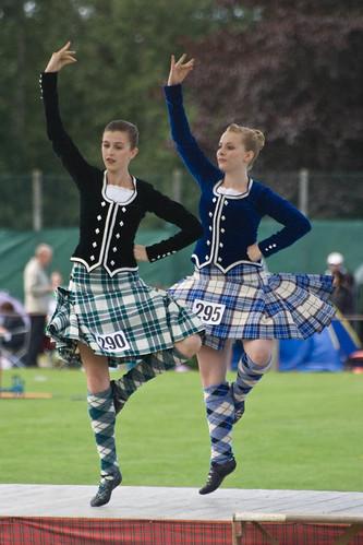 Dance! Abernethy Highland Games, Nethy Bridge